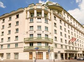 Austria Trend Hotel Ananas Wien,