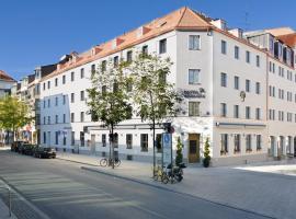 Hotel Blauer Bock,