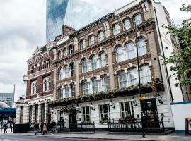 The Mad Hatter Hotel,