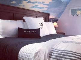 The Gaslamp Bed and Breakfast,