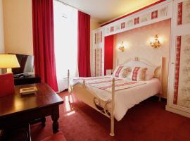Hotel de la Bretonnerie, Paris