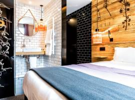 Hotel Restaurant Au Boeuf Couronné,