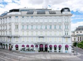 Hotel Sans Souci Wien,
