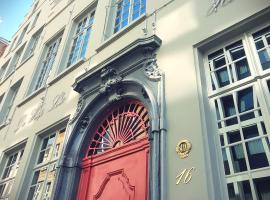 Small Luxury & Boutique Hotel De Witte Lelie,