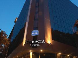 Rosslyn Thracia Hotel Sofia,