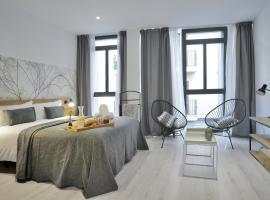 Aspasios Atocha Apartments,