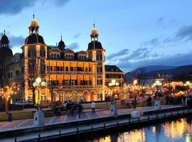Falkensteiner Schlosshotel Velden – The Leading Hotels of ,