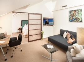 Starlight Suiten Hotel Salzgries,
