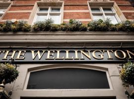 The Wellington Hotel,