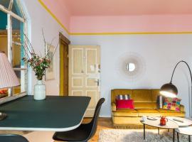 Brilliant Apartments,