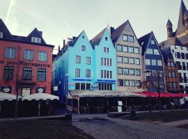 Hotel und Restaurant Löwenbräu Köln,