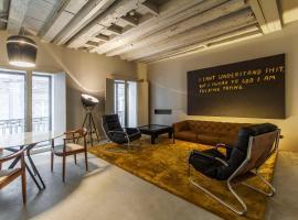 Raw Culture Art & Lofts Bairro Alto,