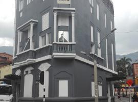Mansion Suite,