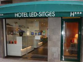 Hotel Led Sitges,