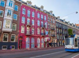 Hotel De Paris Amsterdam,