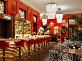 The Bloomsbury Hotel,