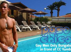 Gay Paso Chico - Gay Men Only, Gran Canaria