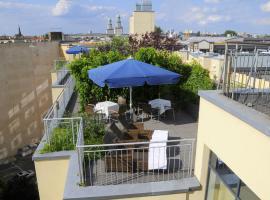 Upstalsboom Hotel Friedrichshain,