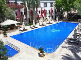 Marina Vista Hotel,