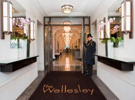 The Wellesley Knightsbridge, a Luxury Collection Hotel, Lond,