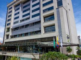Diez Hotel Categoría Colombia,