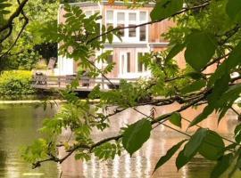 Houseboat Amsterdam Zuid,