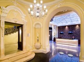 Hotel Palazzo Zichy Budapest,
