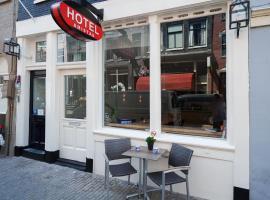 Amistad hotel, Amsterdam