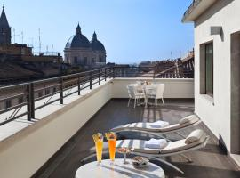 UNA Hotel Roma, Rome