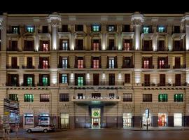 UNA Hotel Napoli,
