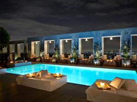 Mondrian Los Angeles in West Hollywood,