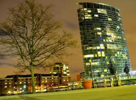 Marriott Executive Apartments London, West India Quay,