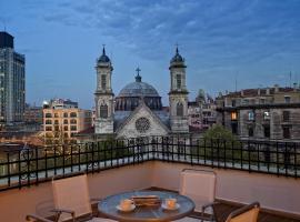 Triada Hotel Taksim - Special Category, İstanbul