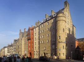 Radisson Blu Hotel, Edinburgh,