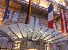 Hotel de France Wien,
