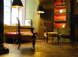 Hôtel du Vieux Marais,