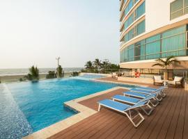Radisson Cartagena Ocean Pavillon Hotel,