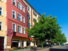 Hotel & Apartments Zarenhof Berlin Friedrichshain,