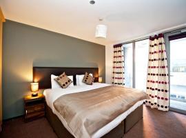 Staycity Aparthotels Millennium Walk,