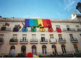 Gay Hostal Puerta del Sol Madrid, Madrid