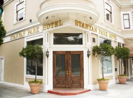 Stanyan Park Hotel,