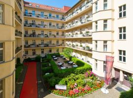 Hotel & Apartments Zarenhof Berlin Prenzlauer Berg,