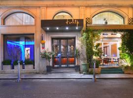 Pera Tulip Hotel,