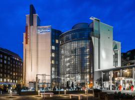 Radisson Blu Royal Hotel, Helsinki,