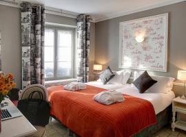 Best Western Saint Martin Bastille,