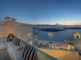 Aigialos Niche Residences & Suites,