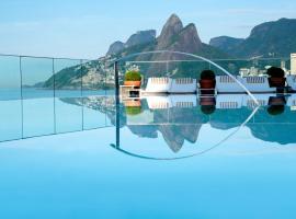 Hotel Fasano Rio de Janeiro,