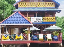 Hotel Bocas del Toro,