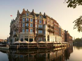 De L' Europe Amsterdam – The Leading Hotels of the World,