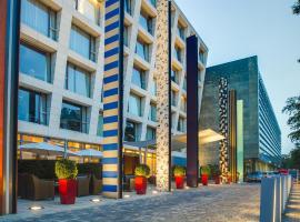 Radisson Blu Media Harbour Hotel, Düsseldorf,